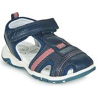Topánky Chlapci Športové sandále Chicco CICCIO Modrá