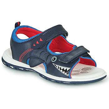 Topánky Chlapci Športové sandále Chicco CAIL Modrá