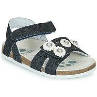 Topánky Dievčatá Sandále Chicco HELENA Námornícka modrá