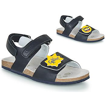 Topánky Chlapci Sandále Chicco HAZEL Modrá / Žltá