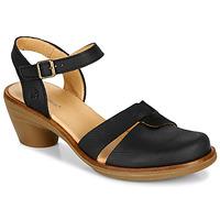 Topánky Ženy Sandále El Naturalista AQUA Čierna
