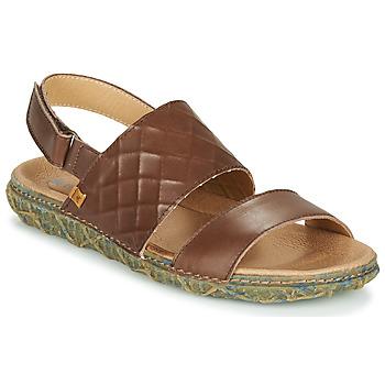 Topánky Ženy Sandále El Naturalista REDES Hnedá