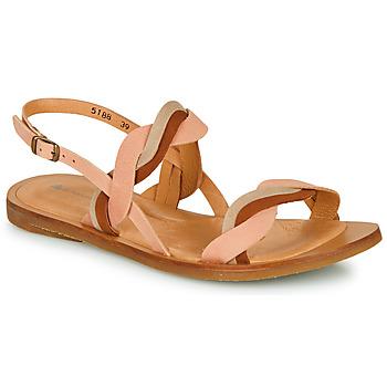 Topánky Ženy Sandále El Naturalista TULIP Ružová / Hnedá / Béžová