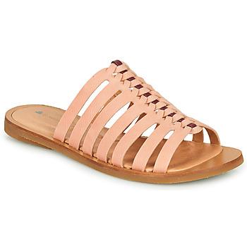 Topánky Ženy Šľapky El Naturalista TULIP Ružová