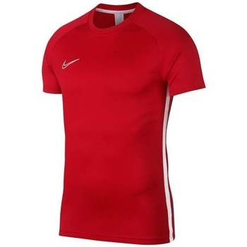 Oblečenie Muži Tričká s krátkym rukávom Nike Dry Academy Top Červená