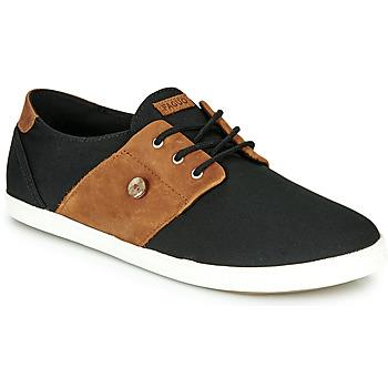Topánky Muži Nízke tenisky Faguo CYPRESS Čierna / Hnedá
