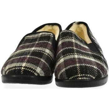 Topánky Ženy Papuče Mjartan Dámske papuče  KOURTY čierna