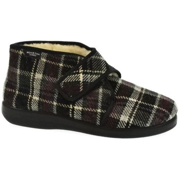 Topánky Ženy Papuče Mjartan Dámske papuče  KELY čierna