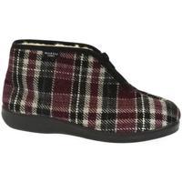 Topánky Ženy Papuče Mjartan Dámske papuče  MAGDA 3 bordová