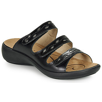 Topánky Ženy Šľapky Romika IBIZA 66 Čierna