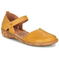 Topánky Ženy Sandále Josef Seibel ROSALIE 42 Žltá