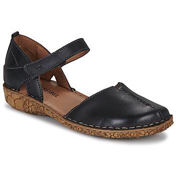 Topánky Ženy Sandále Josef Seibel ROSALIE 42 Čierna