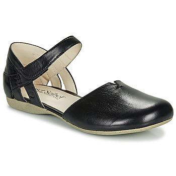 Topánky Ženy Sandále Josef Seibel fiona67 Čierna