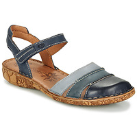 Topánky Ženy Sandále Josef Seibel roSALIE 44 Modrá