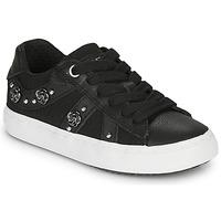 Topánky Dievčatá Nízke tenisky Geox J KILWI GIRL Čierna