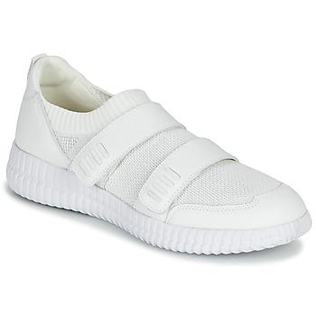 Topánky Ženy Nízke tenisky Geox D NOVAE Biela