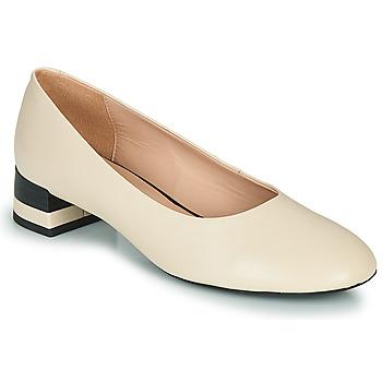Topánky Ženy Lodičky Geox D CHLOO MID Béžová