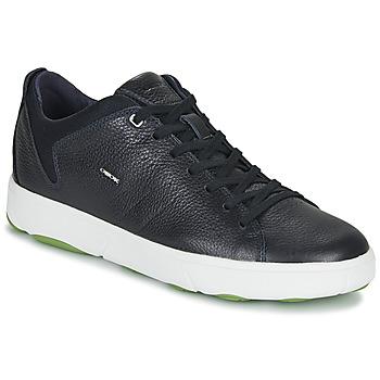 Topánky Muži Nízke tenisky Geox U NEBULA Y Námornícka modrá