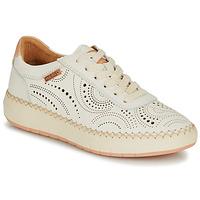 Topánky Ženy Nízke tenisky Pikolinos MESINA W6B Biela / Ružová
