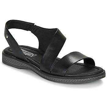 Topánky Ženy Sandále Pikolinos MORAIRA W4E Čierna