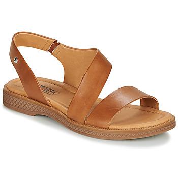 Topánky Ženy Sandále Pikolinos MORAIRA W4E Ťavia hnedá