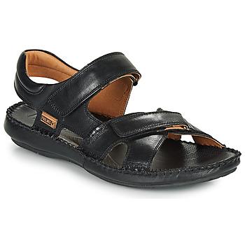 Topánky Muži Sandále Pikolinos TARIFA 06J Čierna