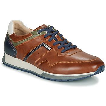 Topánky Muži Nízke tenisky Pikolinos CAMBIL M5N Námornícka modrá