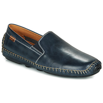 Topánky Muži Mokasíny Pikolinos JEREZ 09Z Námornícka modrá