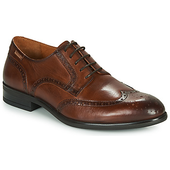 Topánky Muži Derbie Pikolinos BRISTOL M7J Hnedá