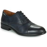 Topánky Muži Derbie Pikolinos BRISTOL M7J Modrá