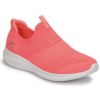 Topánky Ženy Fitness Skechers ULTRA FLEX Ružová