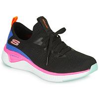Topánky Ženy Fitness Skechers SOLAR FUSE Čierna / Ružová / Modrá