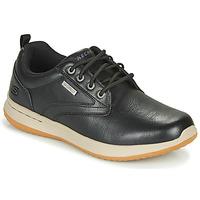 Topánky Muži Nízke tenisky Skechers DELSON ANTIGO Čierna