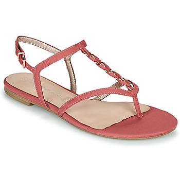 Topánky Ženy Sandále Tamaris IRENE Červená