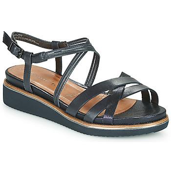 Topánky Ženy Sandále Tamaris EDA Námornícka modrá