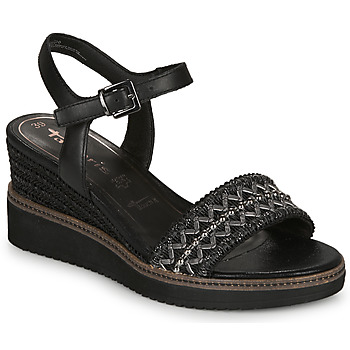 Topánky Ženy Sandále Tamaris ALIS Čierna