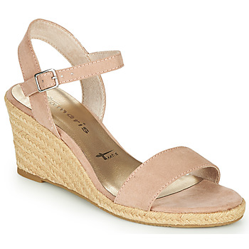 Topánky Ženy Sandále Tamaris LIVIA Ružová