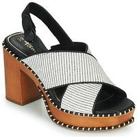 Topánky Ženy Sandále Tamaris CLAUDIE Biela