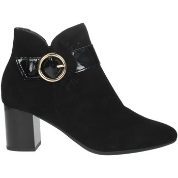 Topánky Ženy Nízke čižmy Pitillos 5851 Black