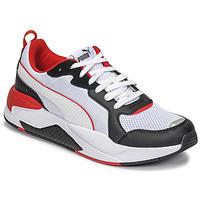 Topánky Muži Nízke tenisky Puma X-RAY Biela / Čierna / Červená