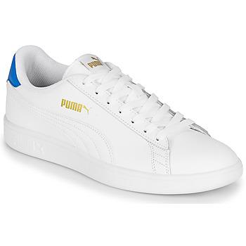 Topánky Muži Nízke tenisky Puma PUMA SMASH V2 L Biela