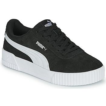 Topánky Ženy Nízke tenisky Puma CARINA Čierna