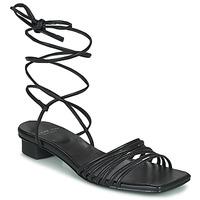Topánky Ženy Sandále Vagabond ANNI Čierna