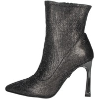 Topánky Ženy Čižmičky Laura Biagiotti 5723 Charcoal grey