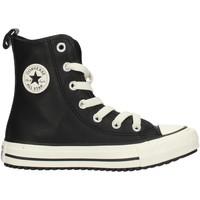 Topánky Členkové tenisky Converse 666418C Black
