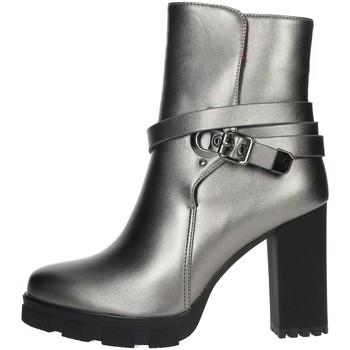 Topánky Ženy Čižmičky Braccialini TUA41 Grey