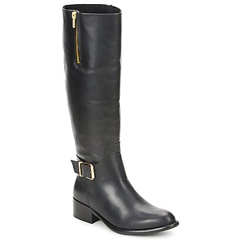 Topánky Ženy Čižmy do mesta Betty London NIDIL čierna