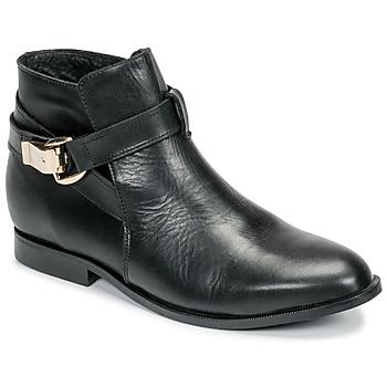 Topánky Ženy Polokozačky Betty London DOODI Čierna