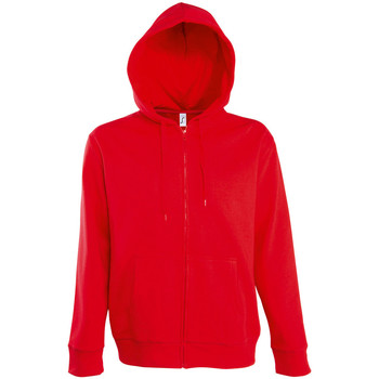 Oblečenie Muži Vrchné bundy Sols SEVEN KANGAROO MEN Rojo