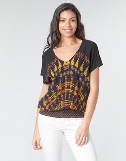 Oblečenie Ženy Blúzky Desigual NAPOLES Viacfarebná